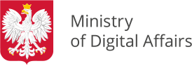 Honorary Patronage of the Polish Ministry of Digital Affairs